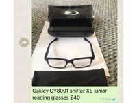 Oakley junior reading glasses