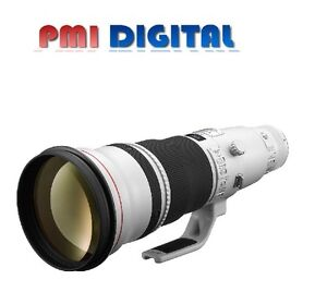 Canon EF 600mm f/4L IS II USM  PRO Lens   5125b002  USA Warranty  NEW !!