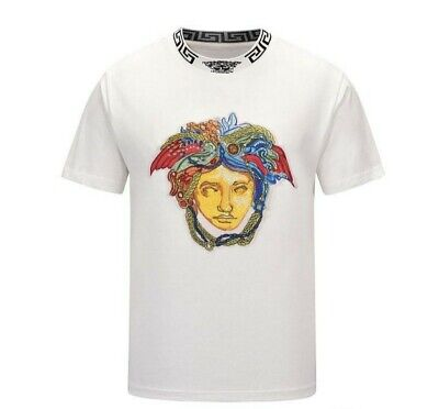 Versace ( NEW ) Men T-shirt US Size-(L)