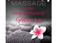 The massage lounge, run by quality massage therapists. Same day appointments available