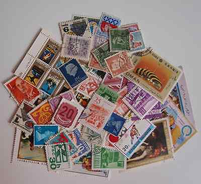 ALL YEAR BLACK FRIDAY PRICE!!Collection lot of 70 different worldwide stamps.