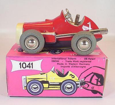 Schuco Nr. 1041 Micro Racer Midget rot #1 Neuauflage Replica OVP #1337