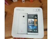Boxed htc one m7 with all accessories (unlocked and rooted)
