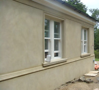 Parging & Stucco Services in Niagara Region