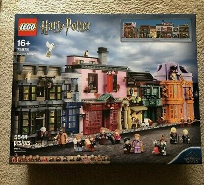 LEGO Harry Potter Diagon Alley (75978) Brand New. Will Ship within 24 hours