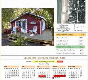 Affordable, Quality Cottage Rentals in Sauble Beach & Peninsula