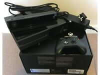 Microsoft XBOX ONE with Kinect Sensor
