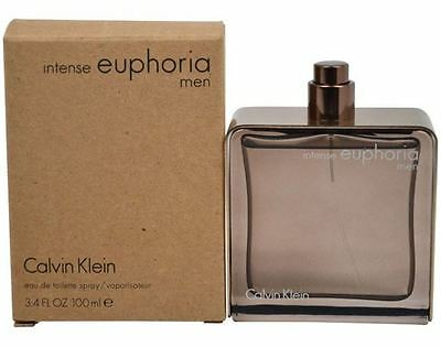 Euphoria Intense by Calvin Klein 3.4 Oz Cologne for Men New Tester Was: $89.99 Now: $27.44 and Free Shipping.