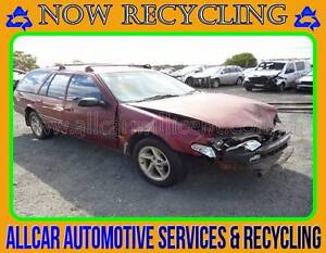 WRECKING 1996 FORD FALCON EF GLI WAGON 6 CYL AUTOMATIC MAROON Millicent Wattle Range Area Preview
