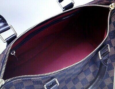 sac speedy 30 Louis Vuitton bandoulière Ébène prix neuf 1200€