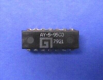 Ay-5-9500 C-mos Clock Generator General Instruments