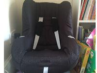 Britax Eclipse Car Seat (9 months - 4 years | 9 kg - 18 kg forward facing group 1) black thunder.