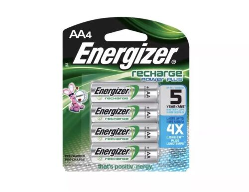 Wholesale CASE of 10 - Energizer Rechargeable NiMH AA Batter
