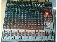 Behringer Xenyx x2222USB studio/live mixing desk