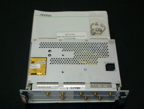 ANRITSU MU150000A /01 For MP1570A 2.5G/10G Unit