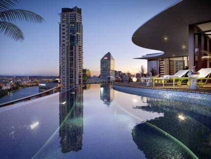 Brand New 2 Bedroom Apartment in Heart of Brisbane CBD