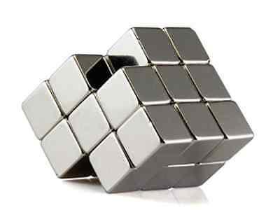 20pcs New N52 Strong Block Bar Fridge Big Magnets 10x10 Mm Rare Earth Neodymium
