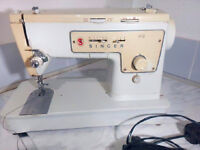 Singer 413 Sewing Machine For Sale