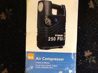 Brand new in box.. Air Compressor 250 PSI