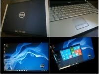 CAN DELIVER fast working 13inch laptop DELL XPS with warranty, Windows 10, MS Office, Antivirus
