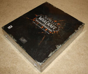World of Warcraft - Cataclysm Collectors Edition