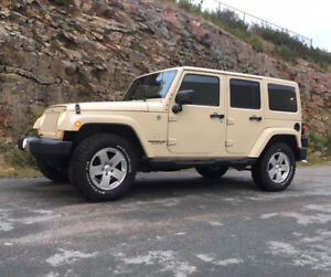 2011 Jeep Wrangler - Just reduced! Pristine condition