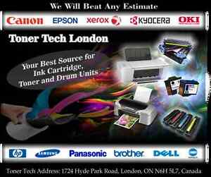 Ink&Toner New Compatible, OEM or Refill it's Your Choice we have