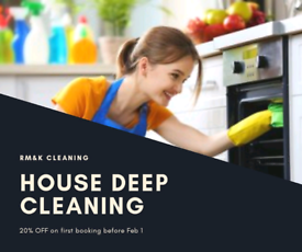 End of tenancy cleaning / House Deep Cleaning nearby you
