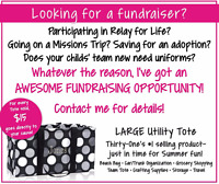 HUGE FUNDRAISING OPPORTUNITY