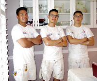 Experienced, Insured and Conscientious Student Painters!