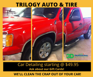 BEST car Detailing in town- starting at $49.99