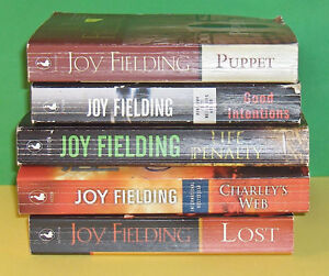 Lot of 5 Joy Fielding  Paperback Pocket Novels Belleville Belleville Area image 2