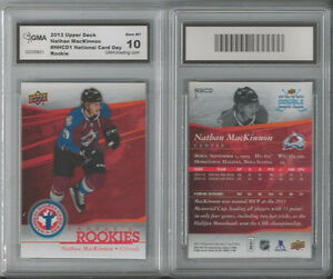 Rookie and Graded Hockey Cards