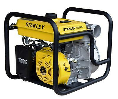 Stanley 3 Centrifugal Water Pump 196cc Ohv Engine St3wplt