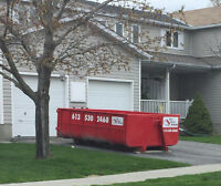 Thinking Spring Cleaning? Make it easier with a Dumpster!