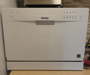 Apartment Sized Danby Dishwasher Amazing Deal!!!!
