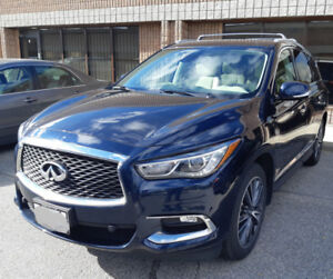 Lease Transfer Infiniti QX60 2017, 3.5/V6 Premium Package AWD