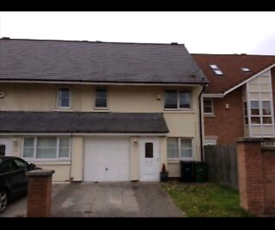 For Rent : 3 Bedroom Semi, Part Furnished Family Home