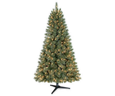 Winter Wonder Lane 6' Jackson Pre-Lit Cashmere X-Mas Tree with Clear Lights
