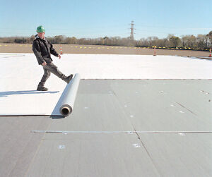 Experienced TPO / PVC flat roofer required London Ontario image 4