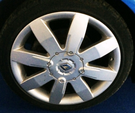 Wanted Megane 18 inch alloy wheels