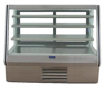 Coolman Commercial Refrigerated High Bakery Display Case 60
