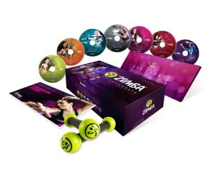THE ULTIMATE ZUMBA® FITNESS DVD EXPERIENCE - BRAND NEW