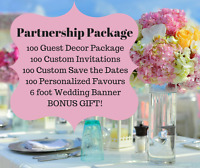 March Promotion- Partnership Package