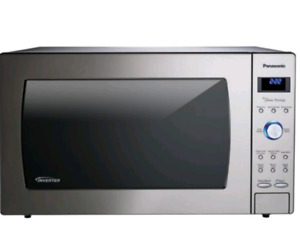 2.2 Cu. Ft. Built-In/Countertop Inverter Microwave  with Inverte