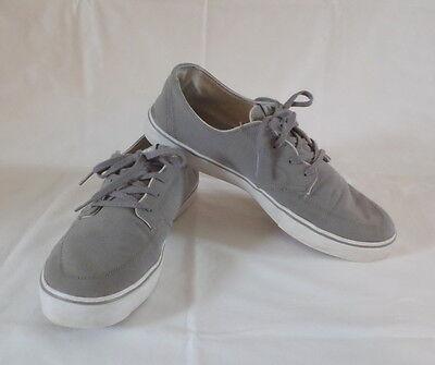 52aab7060be8 Nike Shoes Skateboard Size 10 US Slate Gray Canvas Boat Cruise