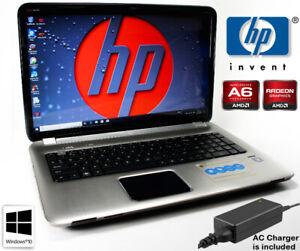 17.3'' HP DV7 / Quad AMD A6 2.3GHz/ ATI HD6520 /HDD 640GB