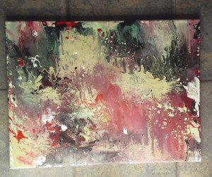 """Canvas Pictures/Wood Frame - 24"""" by 18"""""""