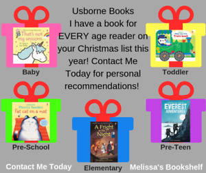Usborne Books make great Christmas Gifts