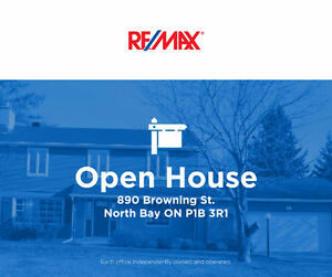 OPEN HOUSE - 890 Browning Street 11:00 am - 12:30 pm